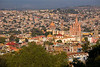 San Miguel de Allende-El Mirador (The Lookout) : El Mirador is a pleasant 15 minute walk from the town center, and provides a panoramic view of San Miguel.  Especially beautiful early morning and sunset.