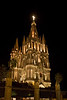 San Miguel de Allende-La Parroquia (The Parish Church) : This beautiful church, and El Jardin across the street, are the center of activity in San Miguel.