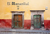 Doors of San Miguel : The doors of San Miguel offer a seemingly endless gallery of color, texture and craftsmanship.  A photographer's dream come true.