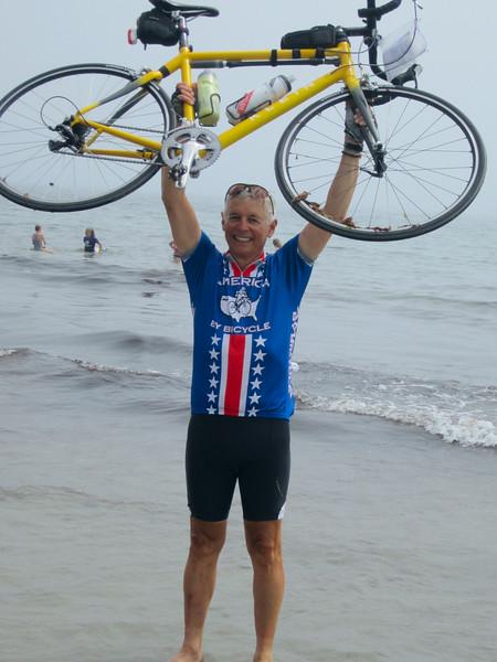 Gary's X-C Bicycle Adventure Summer  2014